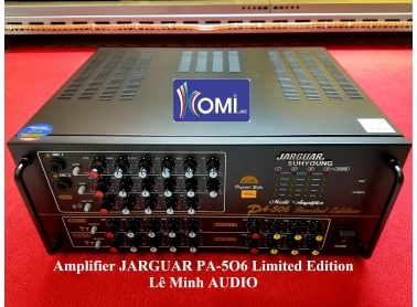 Amply Jarguar PA-506 Limited Edition mới 98%