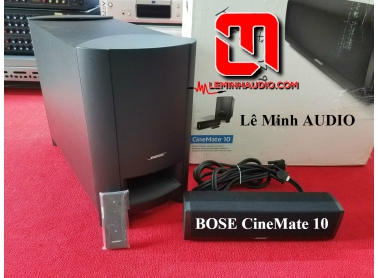 Bose CineMate 10 Home Theater Speaker System
